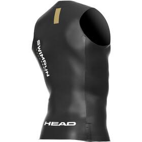 Head Swimrun Race 2.1,5 Vest Unisex, black